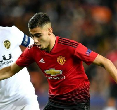 'I'm hungry for more' - Pereira pleads for more minutes at Manchester United