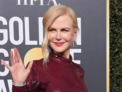 Nicole Kidman's Stylist Gives Tips On How To Achieve Her Gorgeous Golden Globes Look