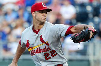 Flaherty throws seven scoreless as Cardinals blank Royals 2-0