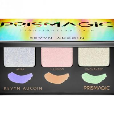 Kevyn Aucoin Prismagic Highlighting Trio for Spring 2018