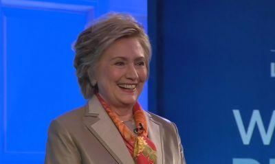 WATCH LIVE: Hillary Clinton delivers Wellesley College commencement address