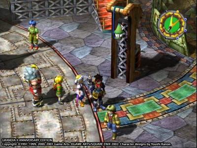 Classic JRPGs 'Grandia' and 'Grandia II' are coming to the Switch