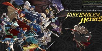 Nintendo says new 'Fire Emblem Heroes' game coming to iPhone and iPad 'soon'
