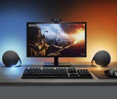 Logitech Releases New G560 Gaming Speaker System With Lights That Sync to Games and Movies