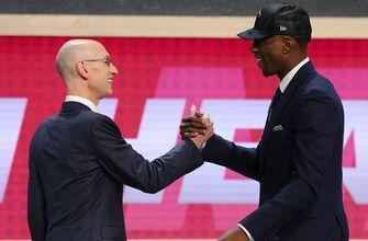 Bam! Heat nab Adebayo with 14th pick in NBA Draft