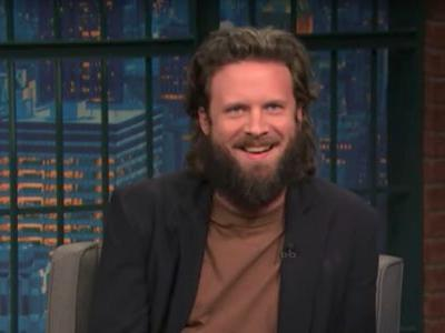 Father John Misty Charms Seth Meyers with Witty Stories and a Nice Song