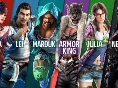 Julia and Negan Will Make Their Way to Tekken 7 Later This Month