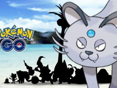 Pokemon GO will be getting Alolan forms of gen 1 Pokemon