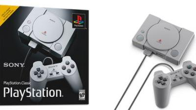 PlayStation Classic Review - Wherever, Whenever, Forever and Ever