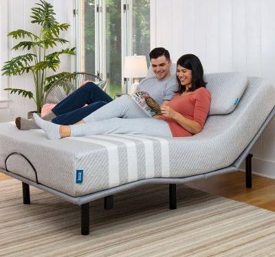 A new bed frame from popular online startup Leesa adjusts for better support - I slept on it, and it didn't disappoint