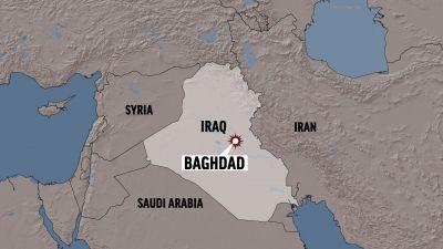 ISIS claims responsibility for car bombing in Baghdad