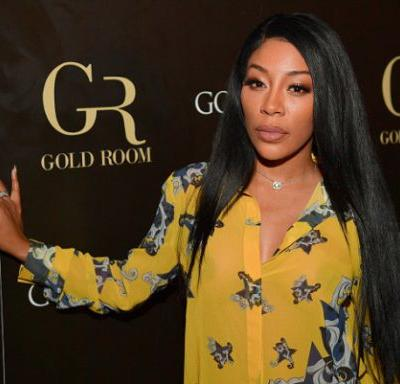It's A Wrap: K. Michelle Quits 'Love & Hip Hop Hollywood'-But Is She Breaking Up With Her Dentist Bae?