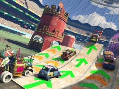 GTA Online is all about the Arena War Creator and RC Bandito Races this week