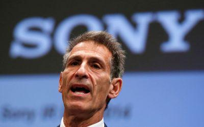 Sony Entertainment CEO Michael Lynton leaving after 13 years for top role at Snapchat firm