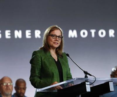 GM flips to California's side in pollution fight with President Trump