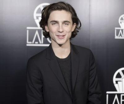 Timothée Chalamet to donate salary from Woody Allen movie
