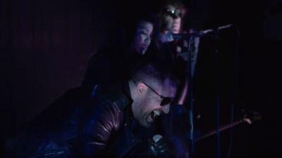 Watch Nine Inch Nails' Dimly Lit And Creepy Performance On 'Twin Peaks'