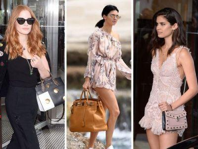 The Many Bags of Celebrities at the 2017 Cannes Film Festival