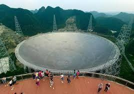 World's largest telescope in Guizhou attracts huge number of tourists