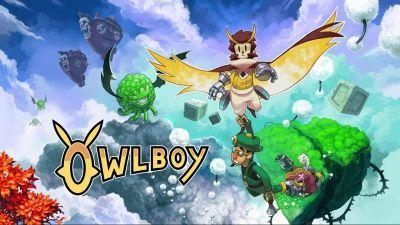 Owlboy is flapping on over to the Switch
