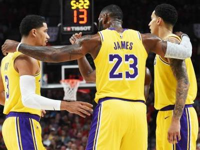 Four key takeaways from LeBron James' Lakers debut