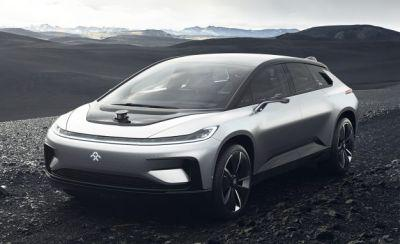 Meet the Faraday Future FF91, the Most Advanced EV Ever