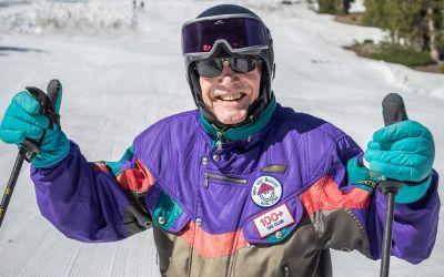 Want to ski until you're 100 years old? Meet the oldsters who can show you how