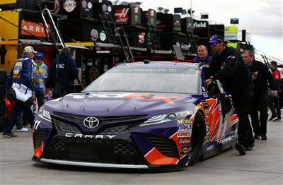 Denny Hamlin a two-time winner at Texas; sixth or better in four 2018 races