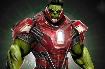 Hulk Is Getting New Armor in Avengers 4Leaked concept art and