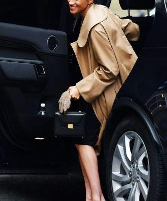 Meghan Just Stepped Out in Shoes That Kate Would Probably Never Wear