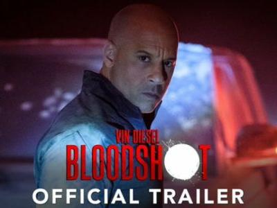 'Bloodshot' Trailer Is Vin Diesel's Murder 'Memento'