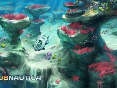 Subnautica is the first free game on Epic Games Store