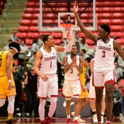 Franks scores 24, leading a WSU rout of California 82-59