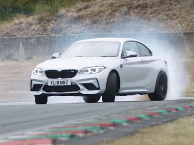 Watch Chris Harris Gives The New BMW M2 Competition A Thorough Thrash