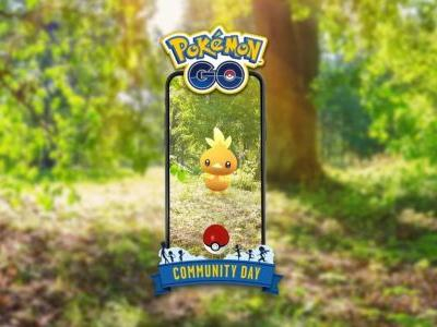 Next Pokemon Go Community Day will be held on May 19 and features Torchic