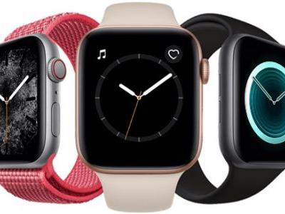 Apple Watch With MicroLED Display Could Launch in 2020