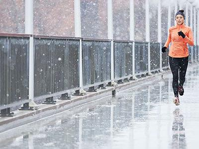 Everything You Need to Know to Go Running in the Rain