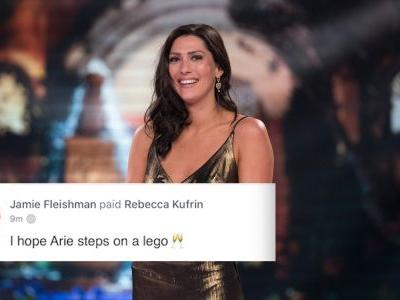 Becca Kufrin Proves She's a Class Act by Giving Fan Venmo Donations to Charity