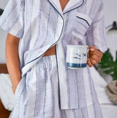 Take Madewell's Chic Parachute Collection from Bed to Zoom