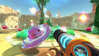 Slime Rancher Review - Heckin' Cute!