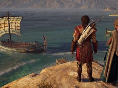 Assassin's Creed Odyssey Gets New Game Plus Mode This Month
