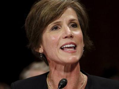 Justice Department emails reveal support for Sally Yates after she refused to enforce Trump's travel ban