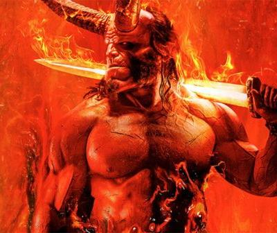 Hellboy Footage Blows Away the Crowd at NYCC!