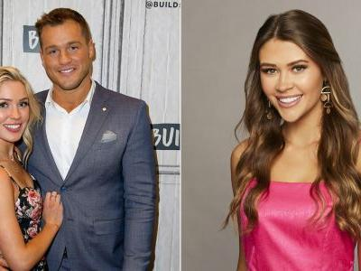 Former 'Bachelor' Colton Shares Cringeworthy Tweet About GF Cassie and Ex Caelynn