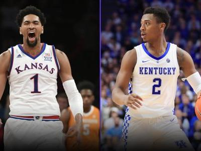 Numbers show Kansas-Kentucky can't-miss game in Big 12/SEC Challenge