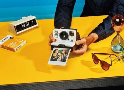 Impossible Project launches Polaroid Originals brand and OneStep 2 instant camera