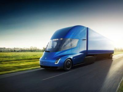 Tesla is beginning to prove that the future of trucking may actually be electric