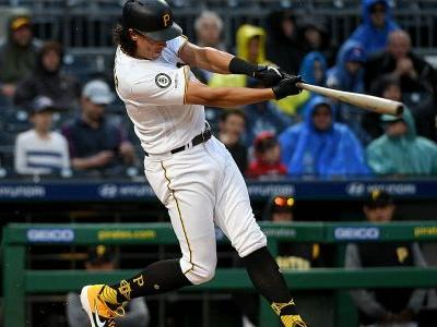 MLB wrap: Cole Tucker's home run in major league debut powers Pirates to 5th straight win