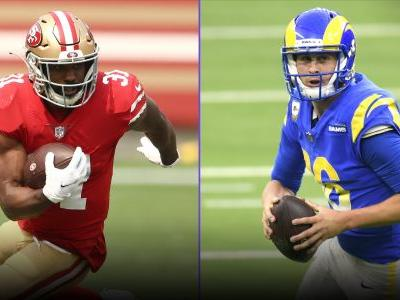 What channel is 49ers vs. Rams on today? Time, TV schedule for Week 12 NFL game