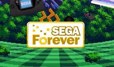SEGA Forever Gives You Classics on the Go